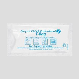 Chrysal Clear Professional 2 T-bag